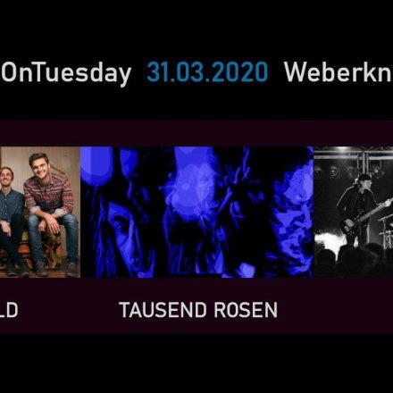 Live On Tuesday: Hochwald • Tausend Rosen • Neps
