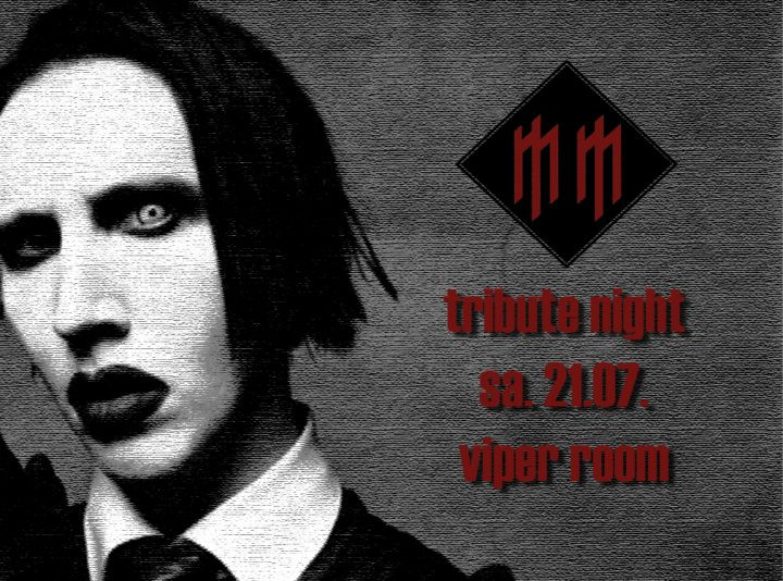 Marilyn Manson Tribute Night am 21. July 2018 @ Viper Room.