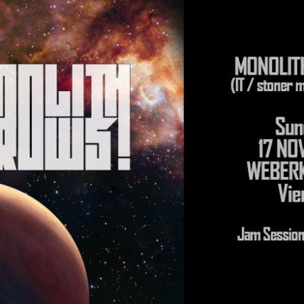 Monolith Grows (IT - stoner meets grunge)