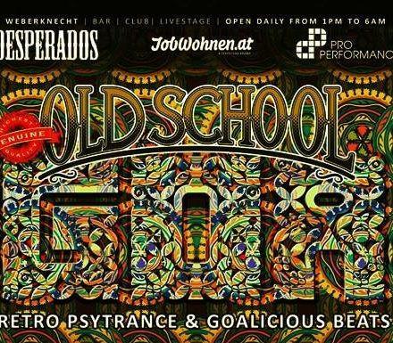 Oldschool Goa Party (Vinyl-Special)