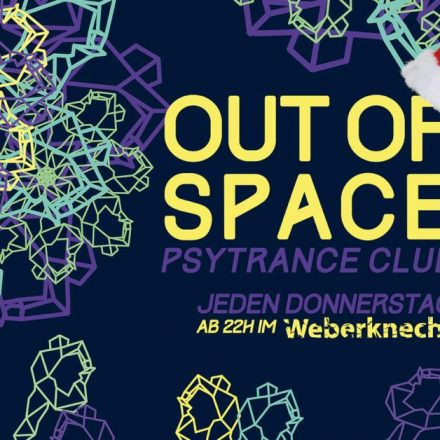 OUT of SPACE ~ Xmas Psytrance Club