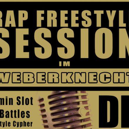 Rap Session im Weberknecht