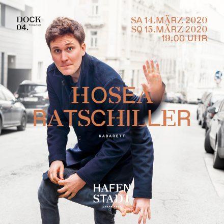 Hosea Ratschiller - Kabarett