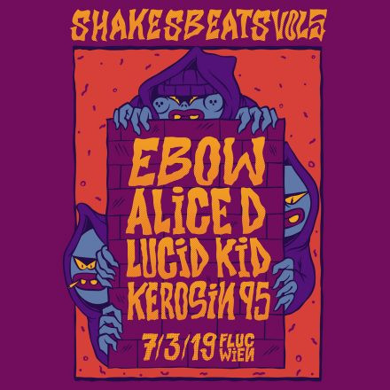 Shakesbeats Vol. 5 mit Ebow, AliceD, uvm.