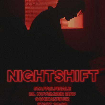 NIGHTSHIFT - Staffelfinale Screening