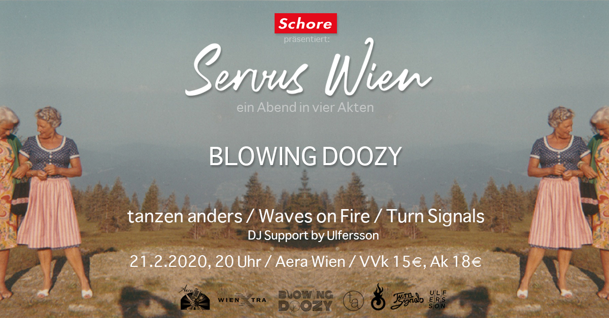 Servus Wien am 21. February 2020 @ Aera.