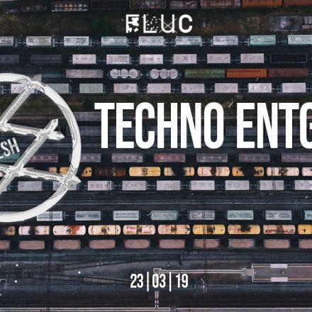 Techno entgleist x Free Party