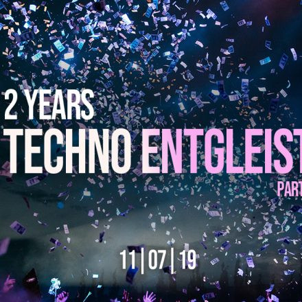 2YRS Techno entgleist - Free Party