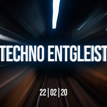 Techno Entgleist x Free Party | Grelle Forelle