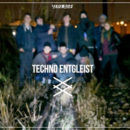 Techno entgleist x Free Party: Endstation