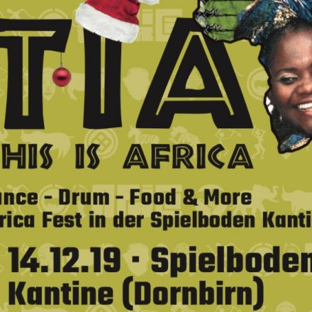 TiA - This Is Africa