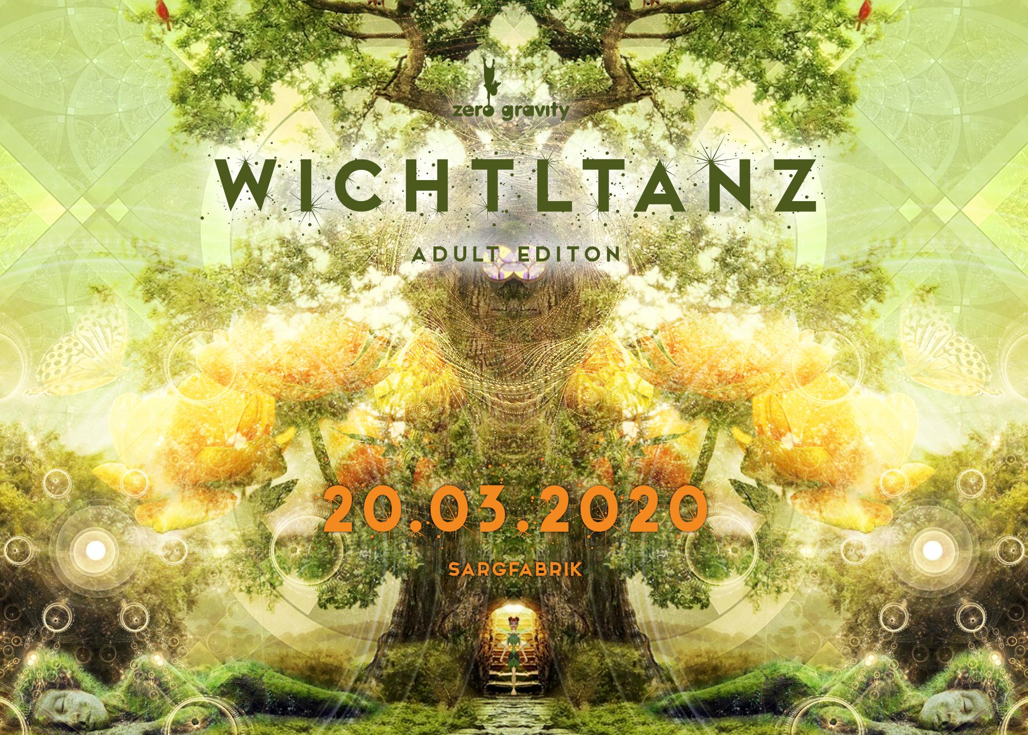 WICHTLTANZ (adult edition) am 20. March 2020 @ Sargfabrik.