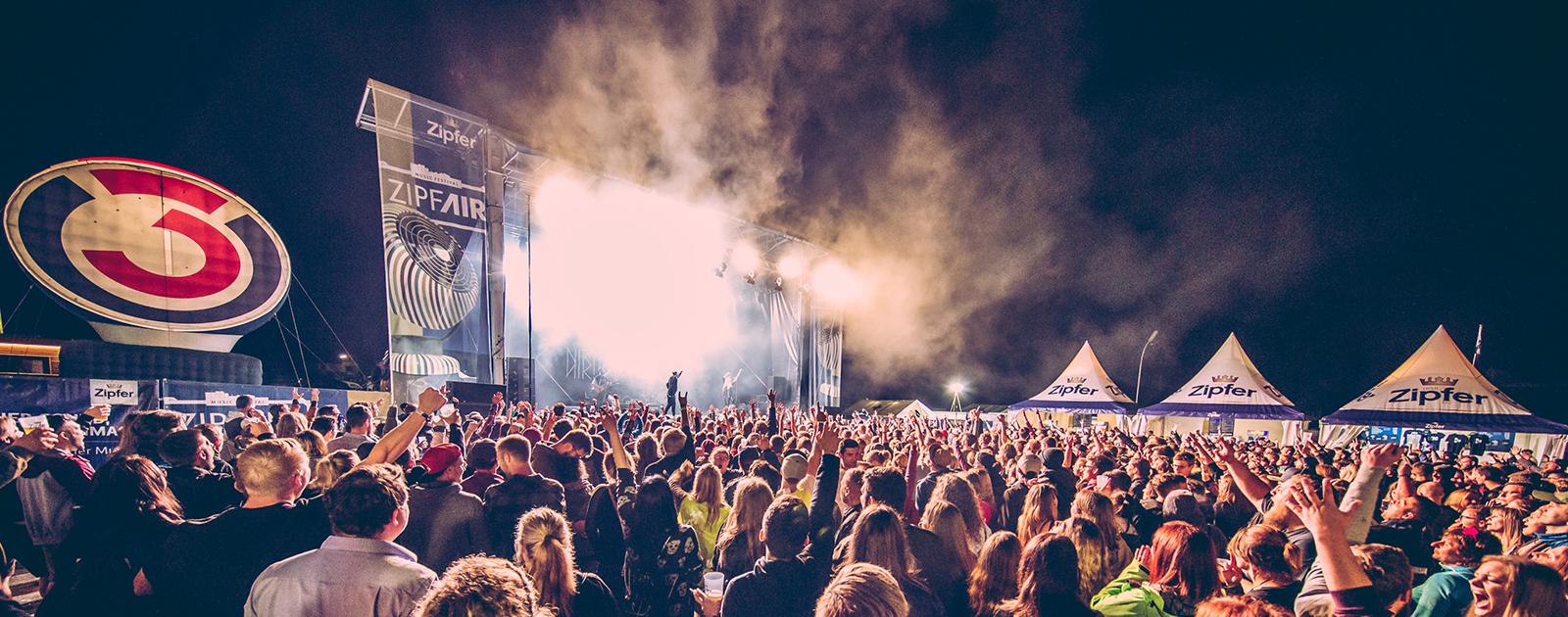 ZipfAir Music Festival 2020 am 5. June 2020 @ Zipfer Brauerei.