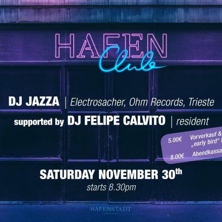 Hafenclub IV Feat. DJ Jazza (Ohmrecords/IT)