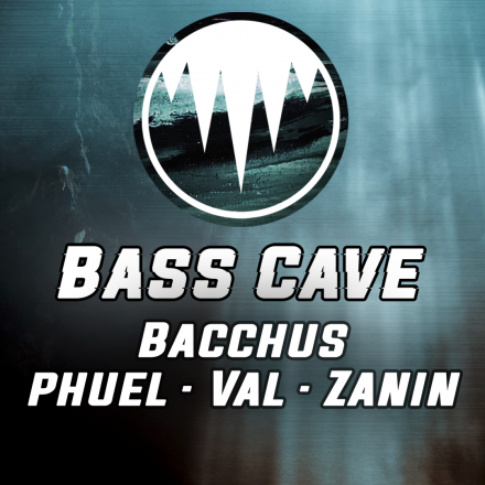 Bass Cave #9 - Drum and Bass w/ Bacchus