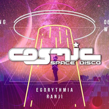 COSMIC Space Disco - Coming Home