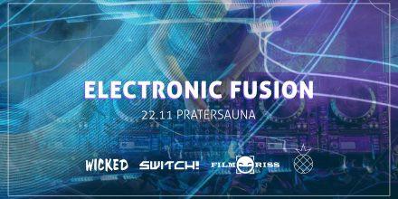Electronic Fusion - 4 Crews, 4 Floors, 4 Styles!