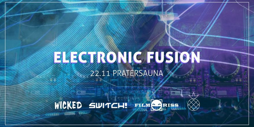 Electronic Fusion - 4 Crews, 4 Floors, 4 Styles!