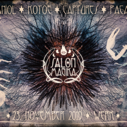 Salon Magika w/ Spaniol & Kotoe*live