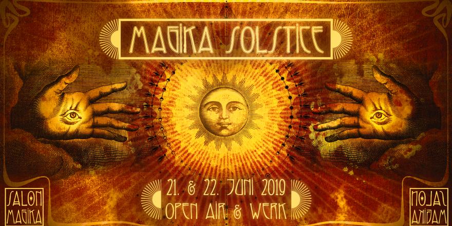 Magika Solstice - MiniFestival am Donaukanal
