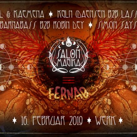 Salon Magika ≡ fernab