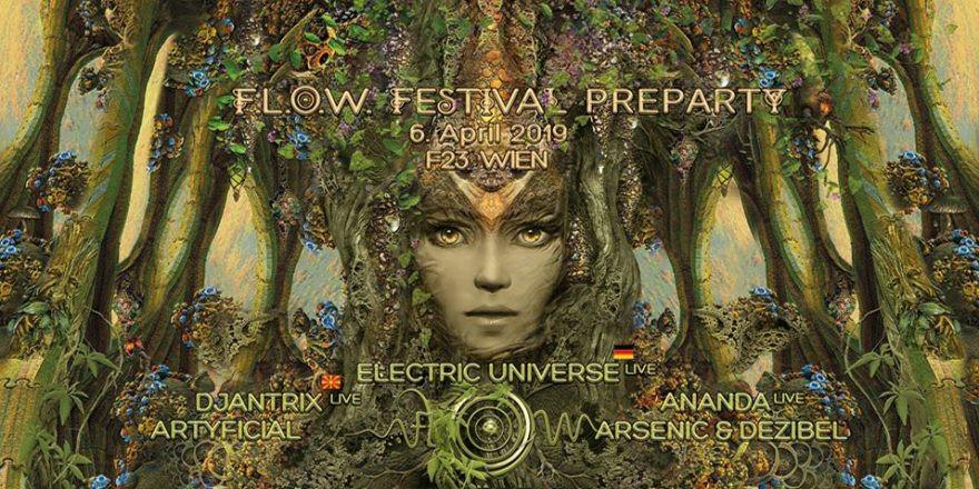 FLOW Festival Preparty