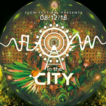 FLOW in the City – Warehouse Party mit WAIO & Hypnoise