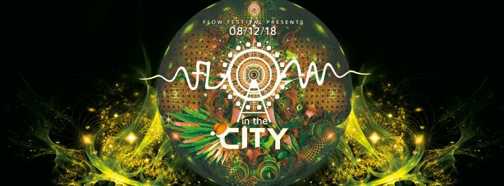 FLOW in the City – Warehouse Party mit WAIO & Hypnoise am 8. December 2018 @ F23.wir.fabriken.