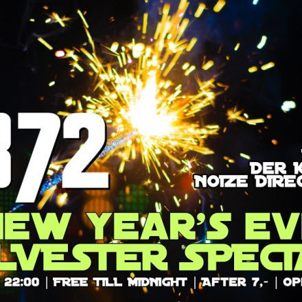 B72 Silvester Special