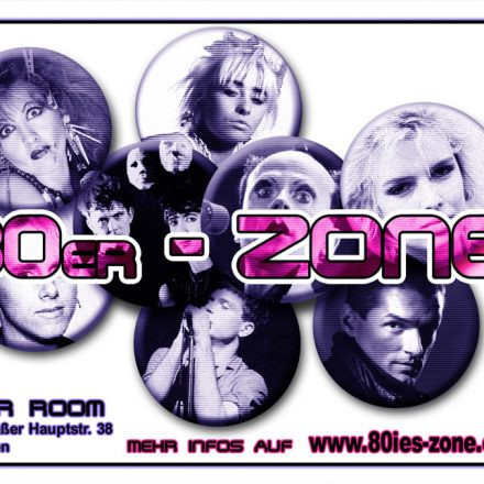 80er-Zone / Pop, Wave & Underground