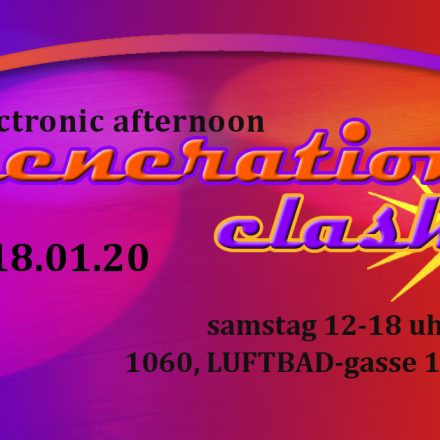 Electronic Afternoon - The Sound of different Generations