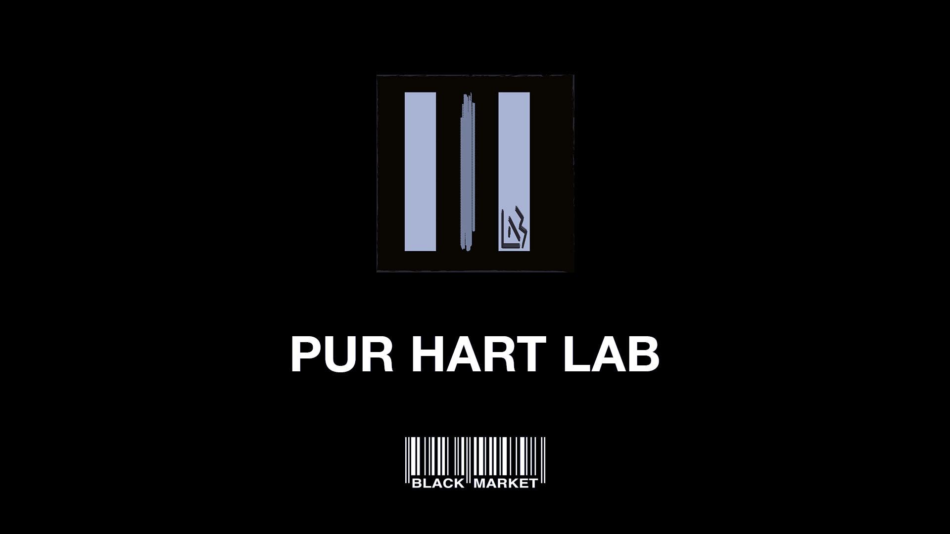 PUR Hart Lab am 13. March 2020 @ Black Market.