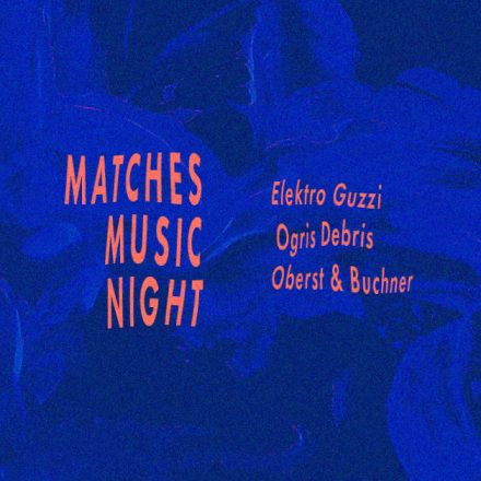 RRRelease Party: Elektro Guzzi x Ogris Debris x Oberst & Buchner