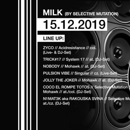 Milk ( ** ) Fiesta Mañanera