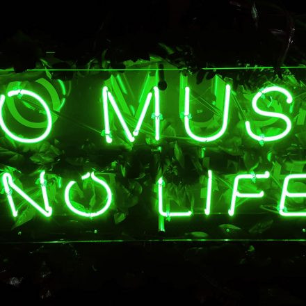 No Music. No Life. (Free Party)