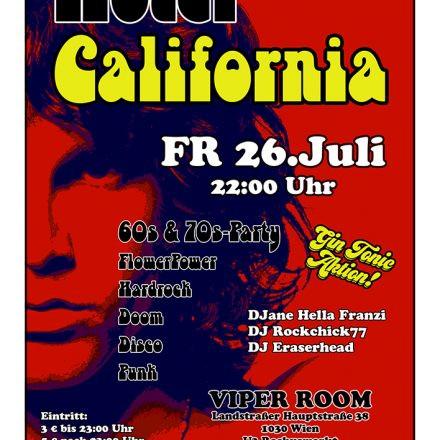 Hotel California - 70s HardrockDoomFlowerPowerDiscoPunk