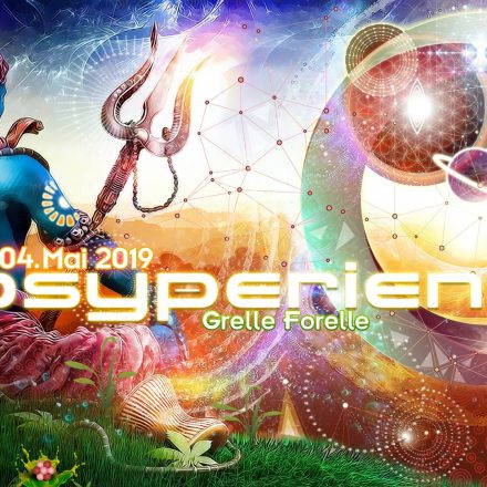 Psyperience mit Technical Hitch, Insector & Wicked Floor
