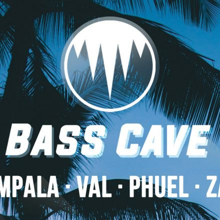 Bass Cave - Summer Edition w/ Vyompala