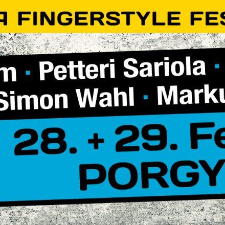 Vienna Fingerstyle Festival 2020