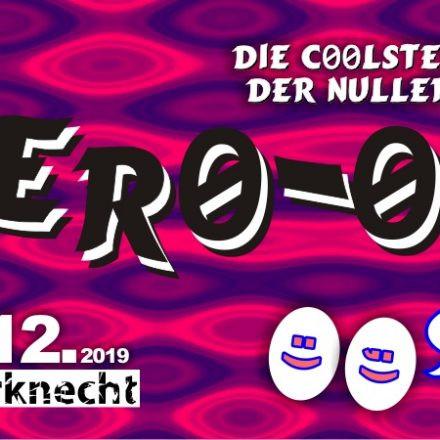 Zer0-0h • die C00LE Nullerjahre-Party
