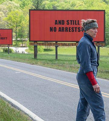 Jetzt auf Blu-ray: Three Billboards Outside Ebbing, Missouri