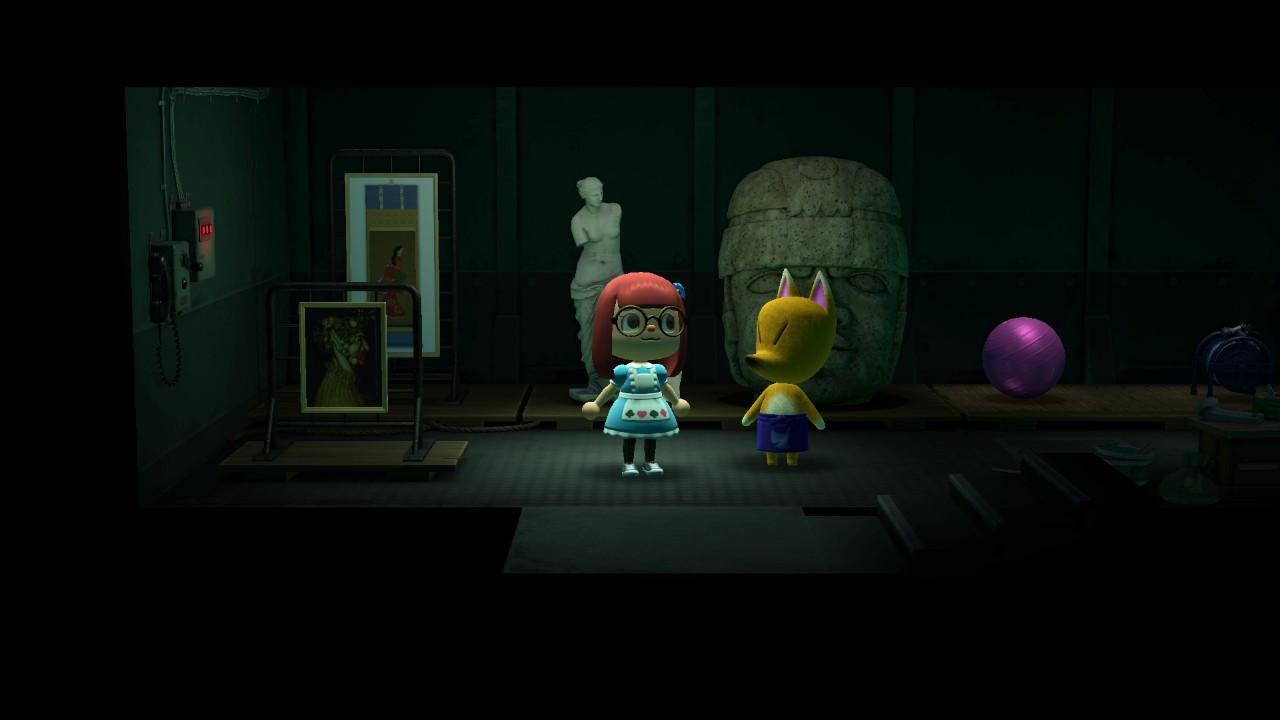 So werdet ihr zum Animal Crossing Kunstkenner