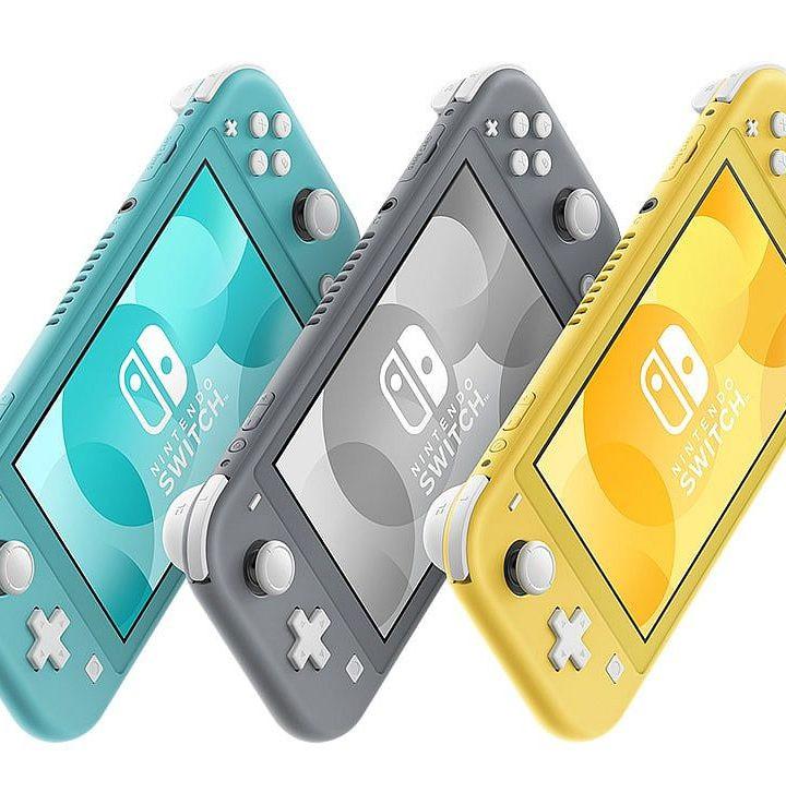 Nintendo Switch Lite angekündigt!
