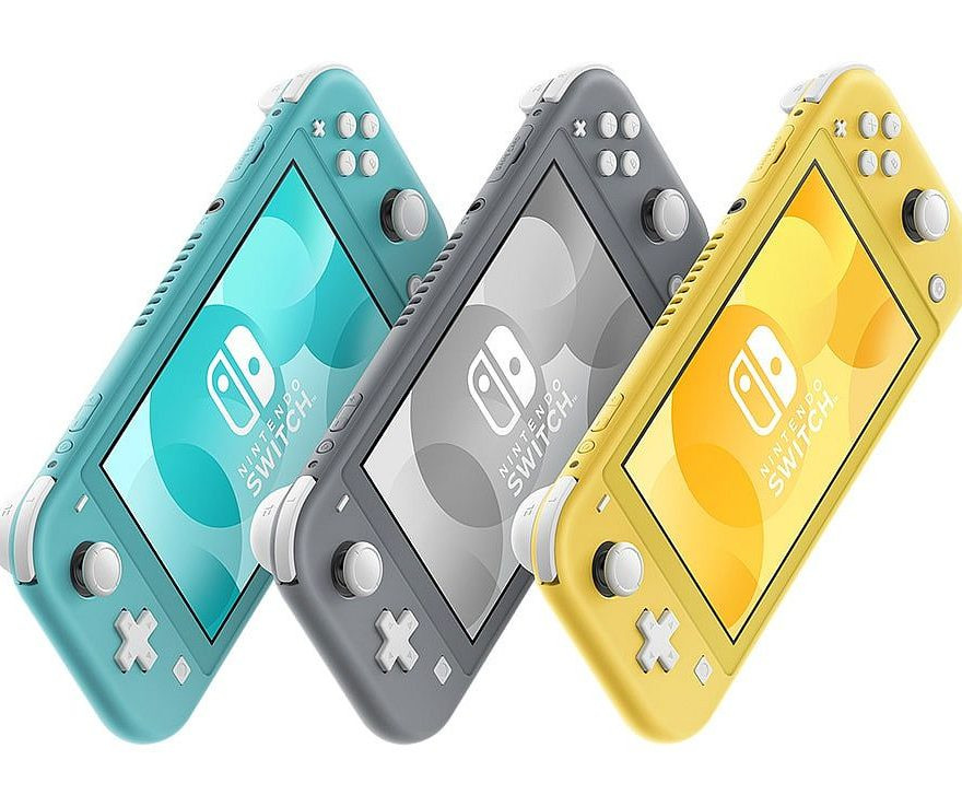 Nintendo Switch Lite angekündigt!