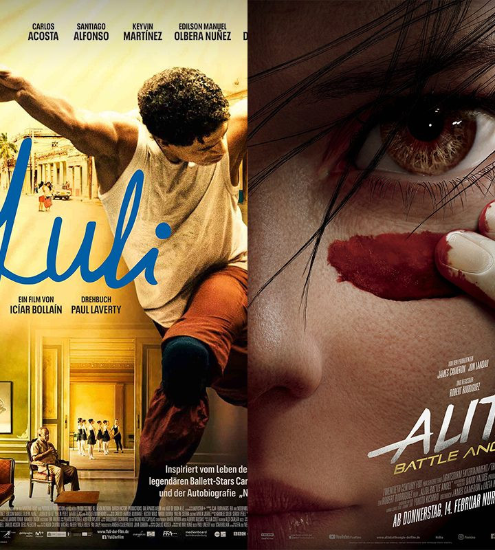 Alita: Battle Angel | Yuli | Under the Silver Lake | Club der roten Bänder - alles Leinwand!