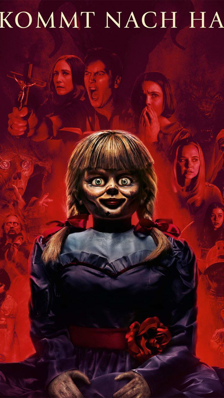 Filmtipp: Annabelle 3