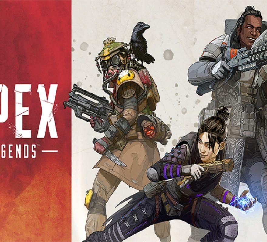 Apex Legends ist hier!