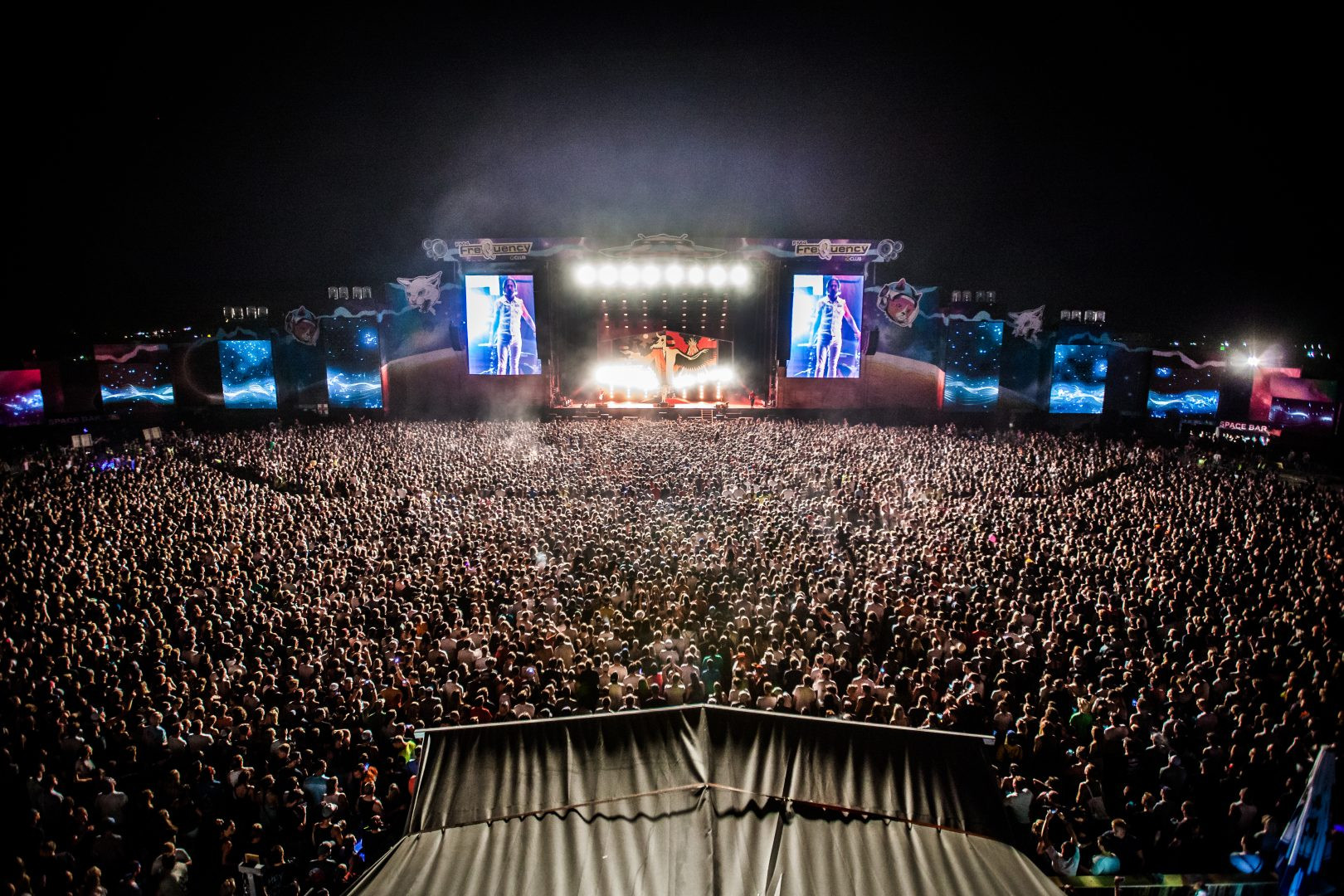 FM4 Frequency 2018: Tages-Line-up