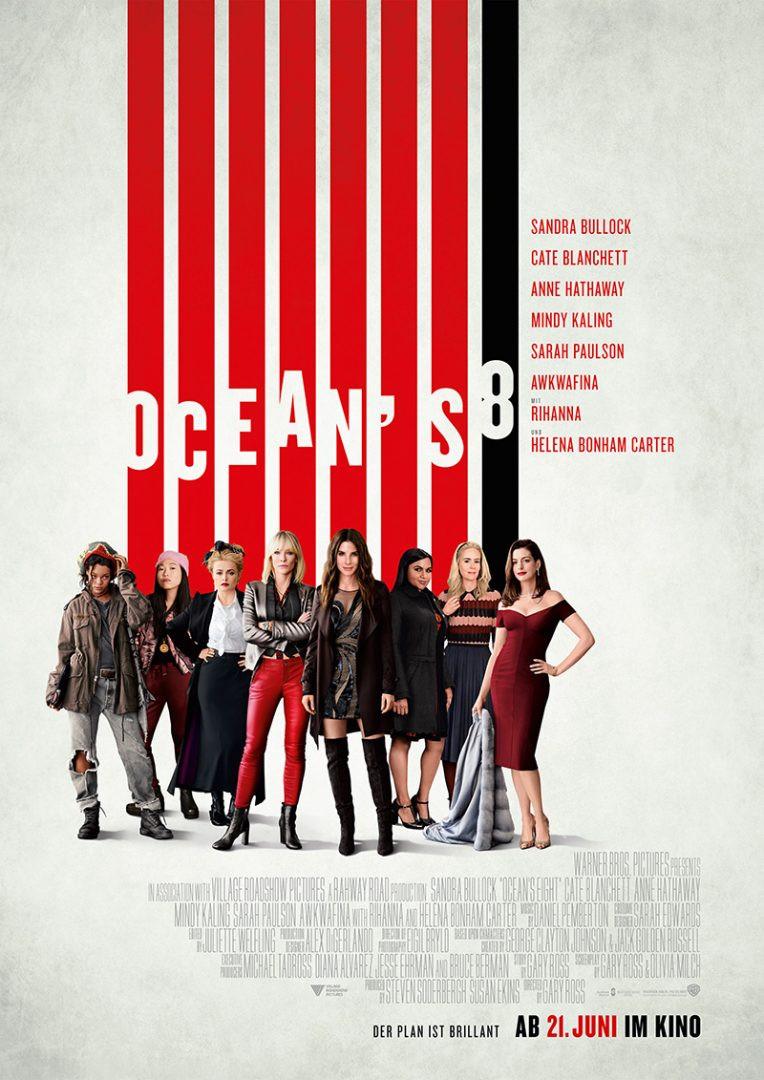 Neu im Kino: Ocean's 8