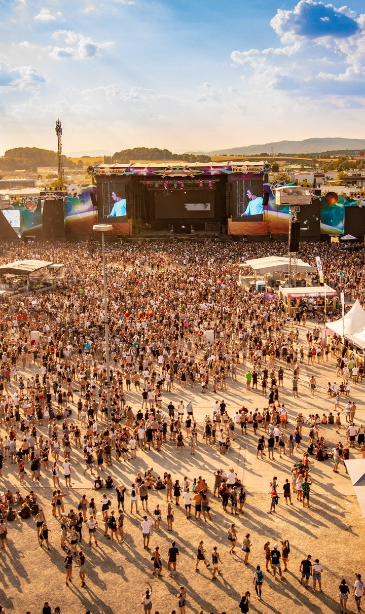 VOLUME Festival Checklist